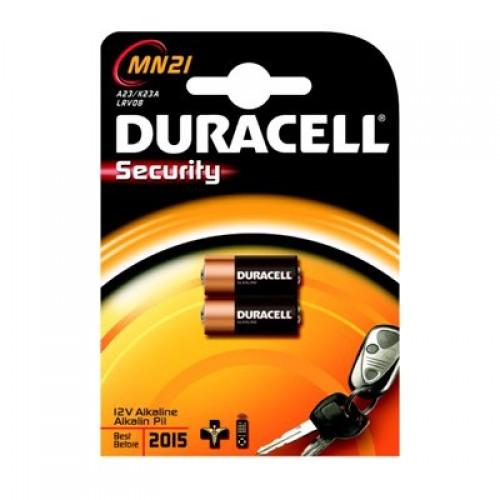 Duracell MN21, V23GA, LR23, LRV08 baterie alcalina 12V