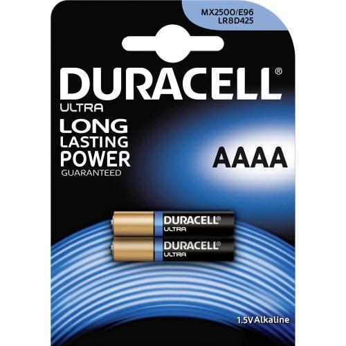 Baterie ultra alcalina AAAA MX2500 Duracell