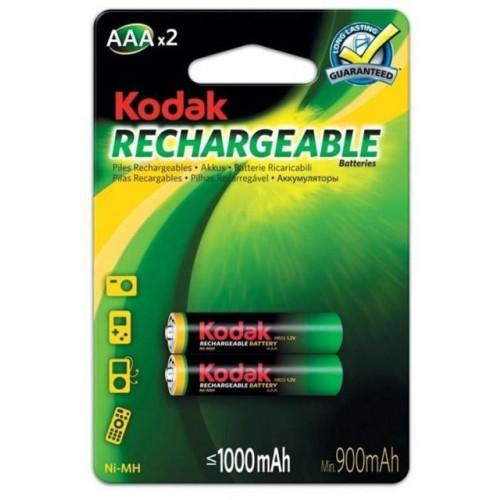 Kodak acumulator Ni-MH Micro (AAA,R03) 1,2V 1000mAh - blister