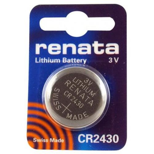 Baterie buton litiu CR2430 Renata