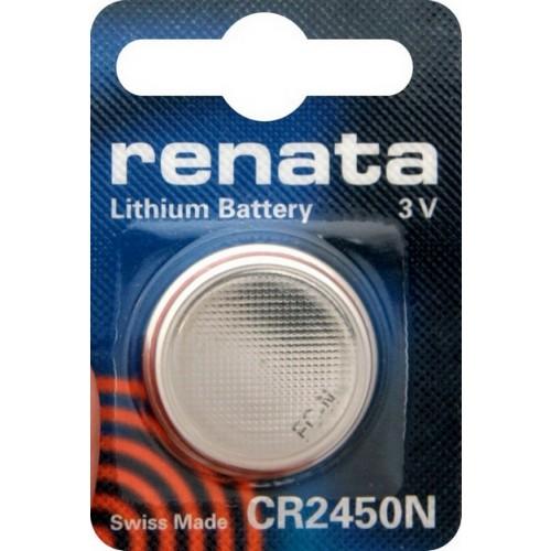 Baterie buton litiu CR2450 Renata