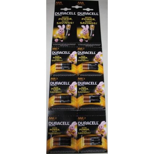 Baterie alcalina Micro (AAA,R03) MN2400 Duracell Basic blister 12
