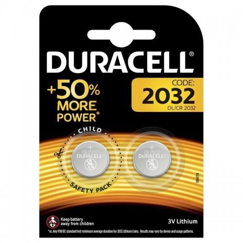 Baterie buton litiu CR2032 Duracell