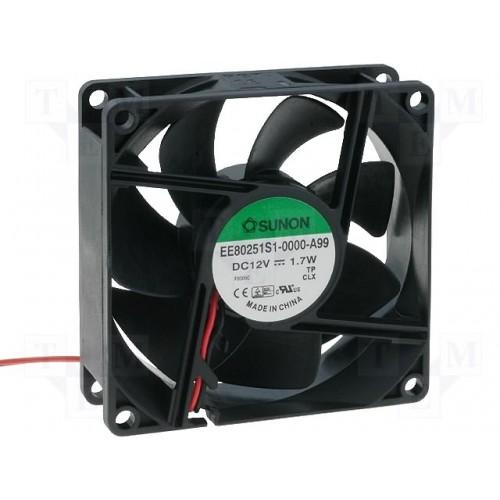 Ventilator 12V 2 fire