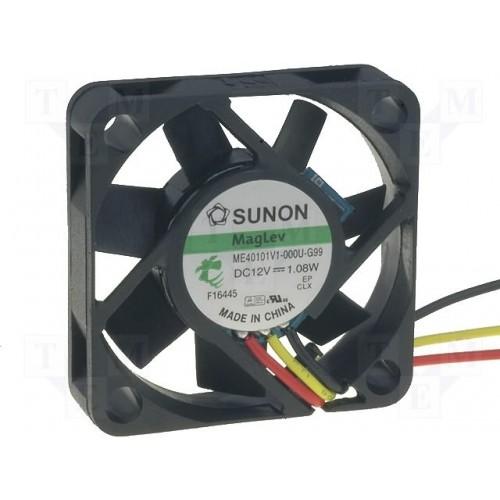 Ventilator 12V 3 fire