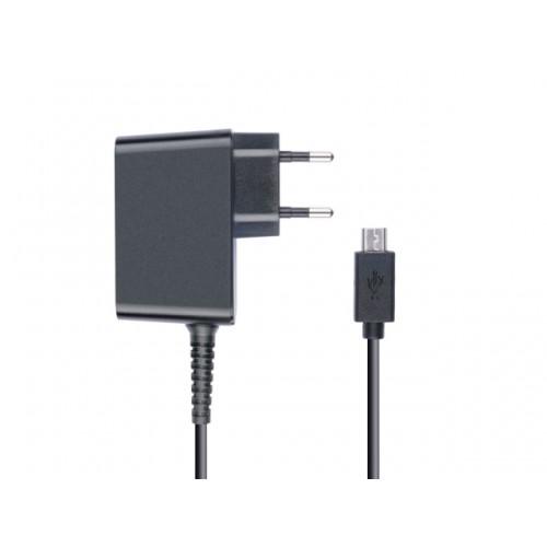 Alimentator SMPS (sursa alimentare in comutatie) AC/DC pentru telefoane si tablete cu mufa micro USB 5V curent max. 2A