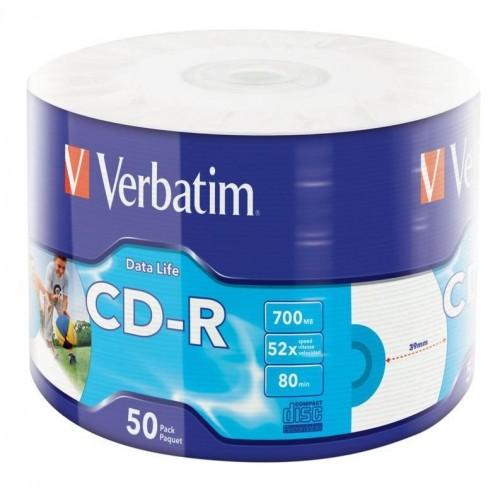 CD Verbatim printabil