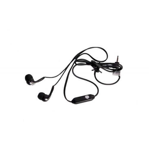 Casca multimedia cu microfon, 1,2m, jack 2.5mm 4 contacte