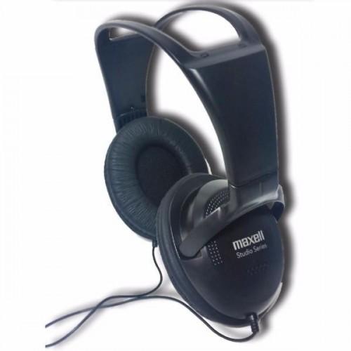 Casca multimedia Maxell 3,5mm stereo plug, cablu 1,8m