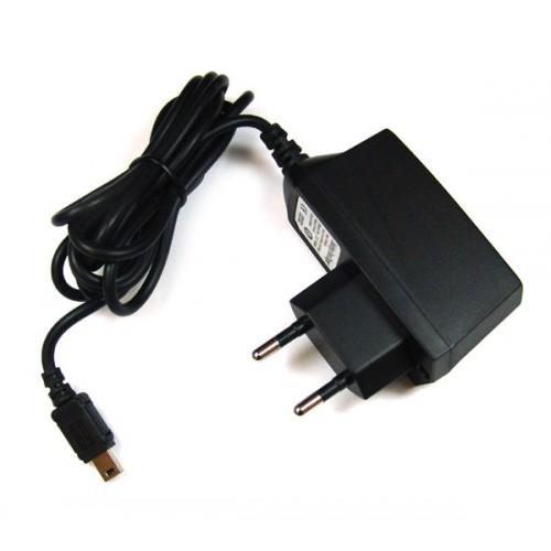 Alimentator SMPS (sursa alimentare in comutatie) AC/DC pentru telefoane cu mufa mini USB curent max. 1A