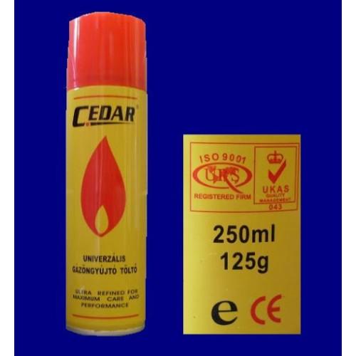 Spray gaz pentru pistol de lipit