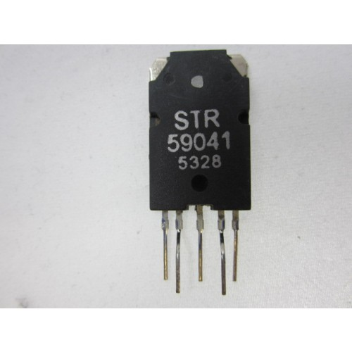 2 x positive voltage regulator 114.5V / 41.8V