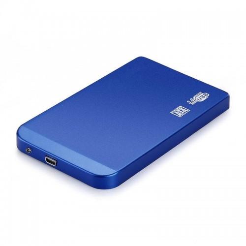 """Carcasa (rack) metalica pentru HDD 2.5"""" SATA cu port mini USB 3.0"""