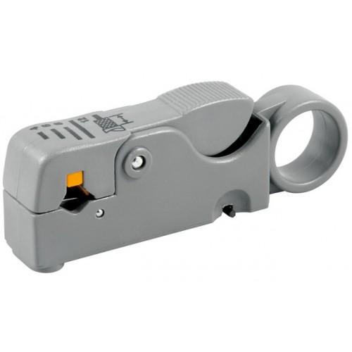 Dezizolator cablu coaxial