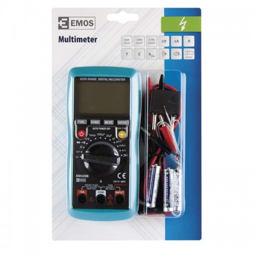 Multimetru digital EM420B