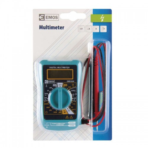Multimetru digital EM320A