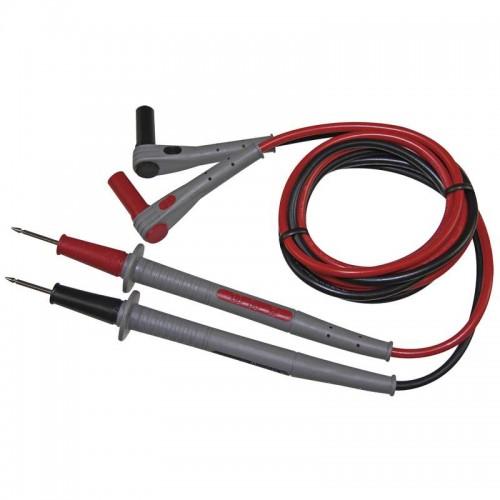 Cablu pentru multimetru CAT III, 1m, max. 10A, max. 1kV