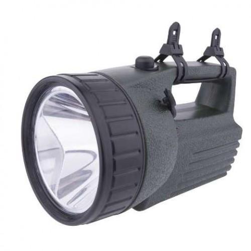 Lanterna cu 1x LED 10W CREE cu acumulator 4V 4Ah