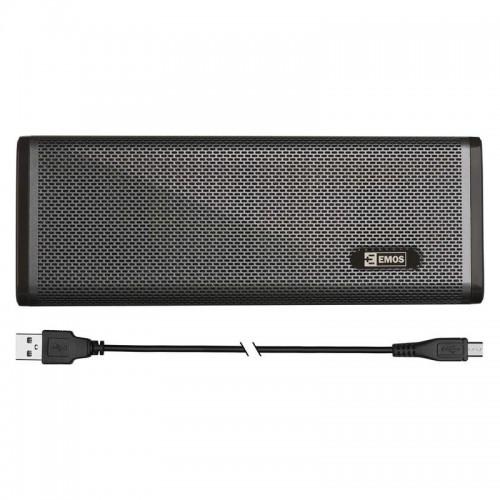 Boxa portabila bluetooth cu radio si port microSD, putere 8W