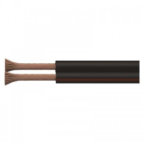 Cablu difuzor CCA rosu/negru, 2 x 0,5mm²
