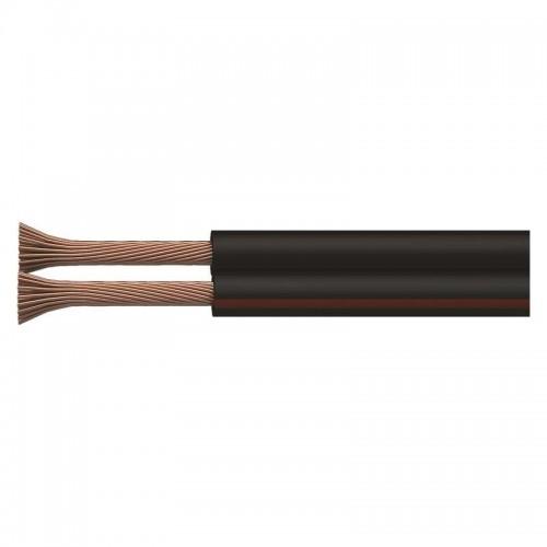 Cablu difuzor CCA rosu/negru, 2 x 1,0mm²