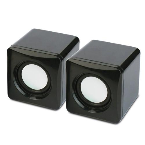 Boxe 2.0 2x3W RMS alimentare USB