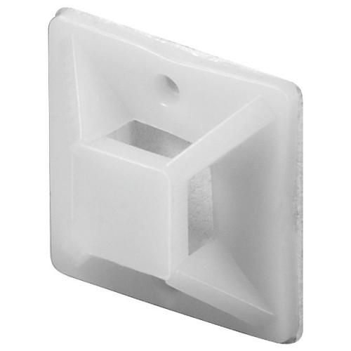 Set suporti autoadezive pentru bride (coliere) din plastic