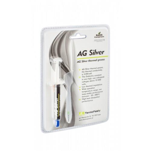 Pasta termoconductoare AG Silver 3gr