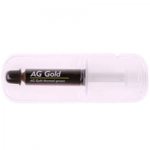 Pasta termoconductoare AG Gold 1gr
