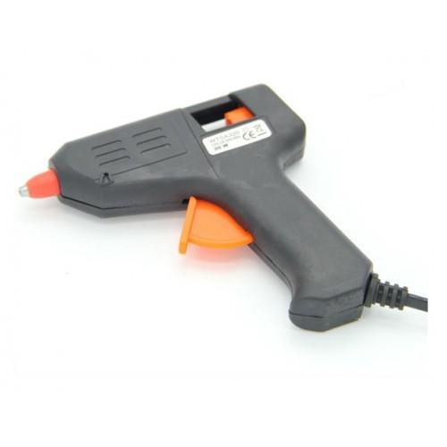 Pistol de lipit cu plastic 7mm