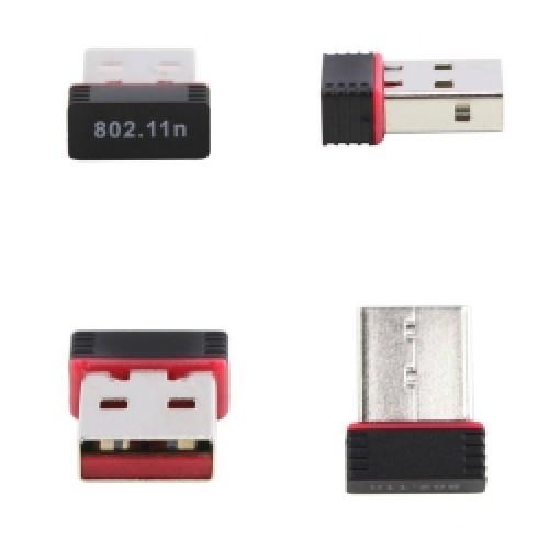 Adaptor Wireless LAN USB 2.0 mini, IEEE802.11 b/g/n, 150 Mbps