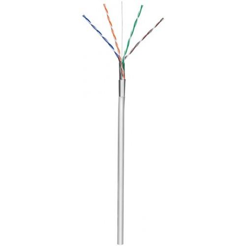 Cablu retea CAT5e FTP, ecranat, CCA, gri