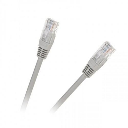 Cablu retea (patch) CAT5e UTP 0,25m 2xRJ45